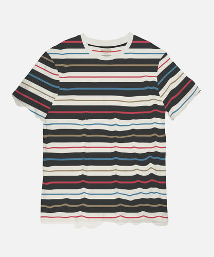 T-shirts Stance - BARRED T-SHIRT - Multicolore