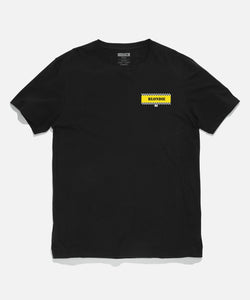 Stance Socks TAXI BLONDIE T-SHIRT Black