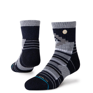 Chaussettes Stance - LITTLE CREEK QUARTER - Bleu marine