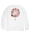 Load image into Gallery viewer, Stance T-Shirts CIRCLE UP LONG SLEEVE T-SHIRT White