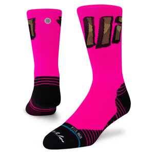 Stance CINELLI RP PERF rose fluo