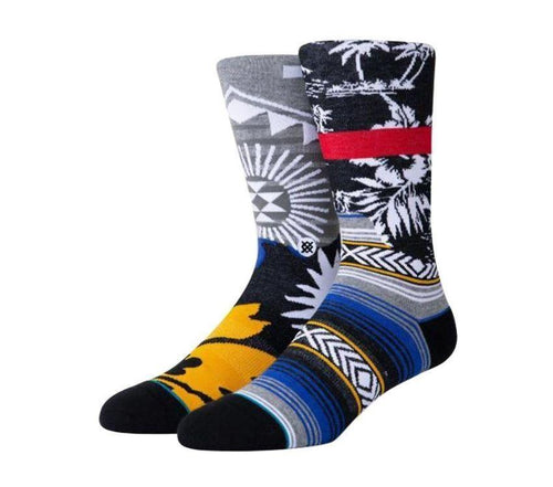 Stance Socks TWO BY FIVE Multi