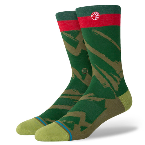 Chaussettes Stance - FT. GREENE - Camouflage