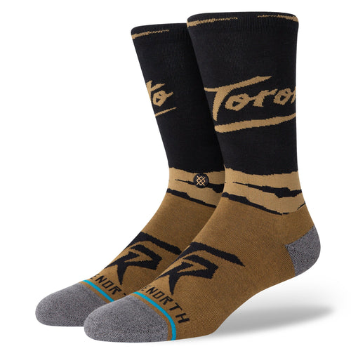 Stance Socks RAPTORS CE Black