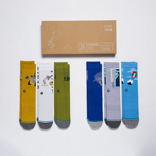 Stance Socks PIXAR BIG BOX SET Multi