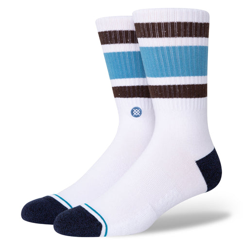 Stance Socks BOYD STAPLE Brown