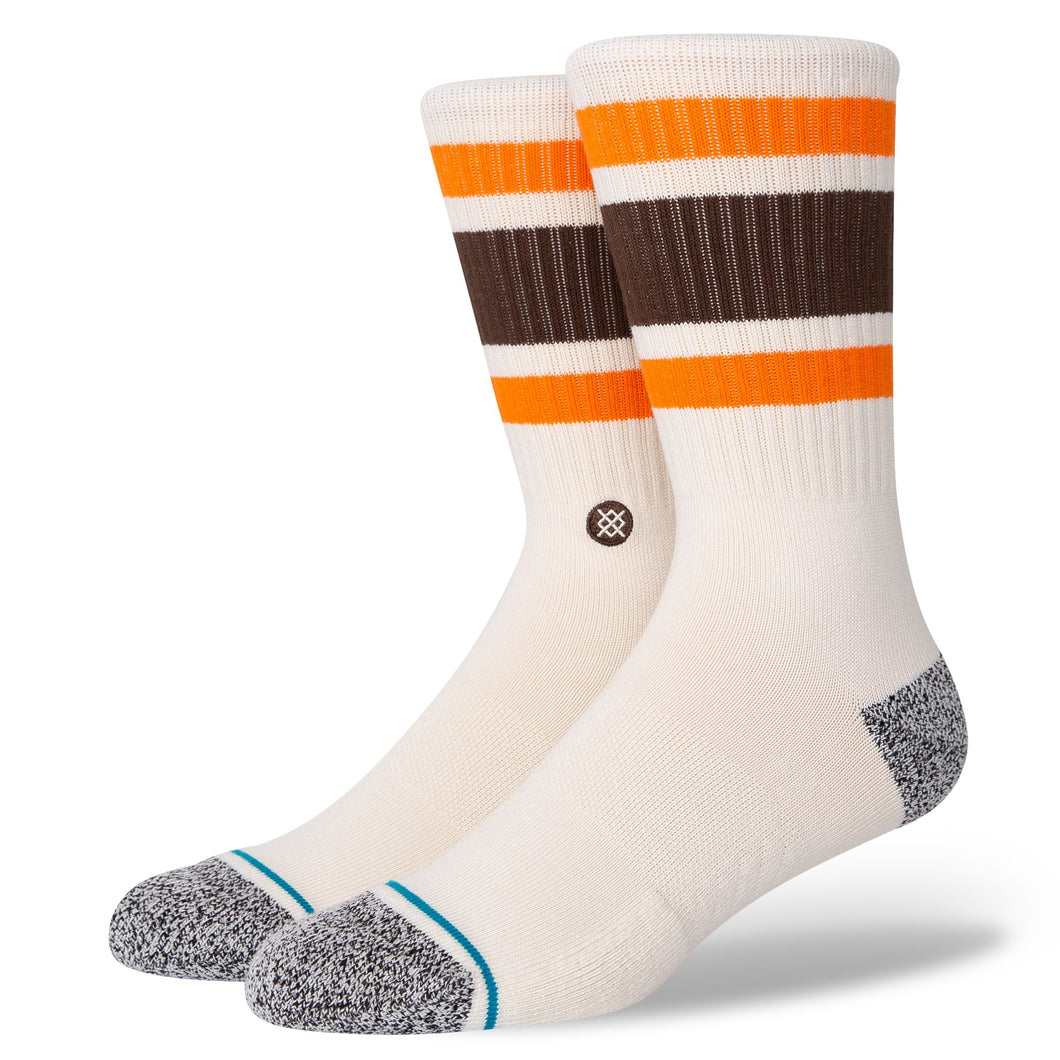 Stance Socks BOYD STAPLE Off White