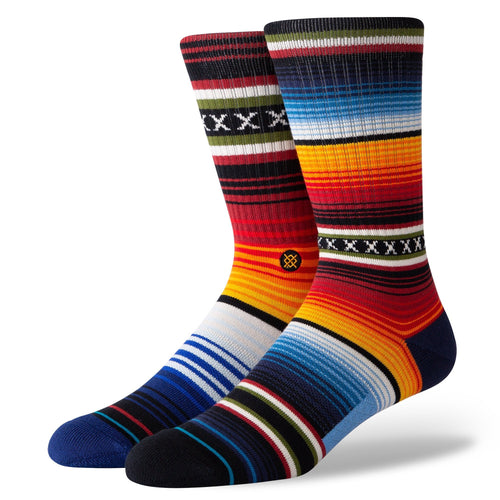 Chaussettes Stance - CURREN CREW - Rouge