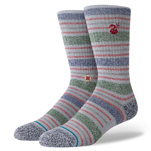 Chaussettes Stance - LESLEE - Gris