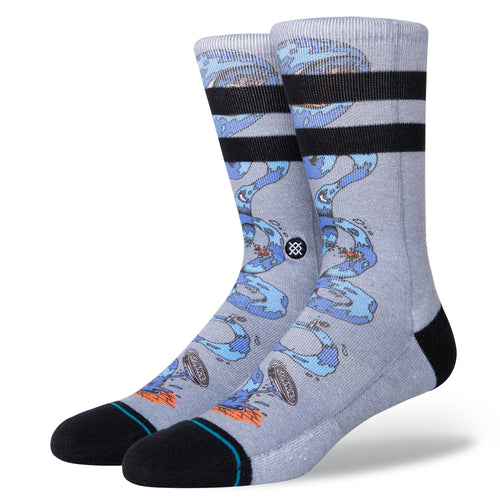 Stance-Socken – PARTY WAVE – Grau