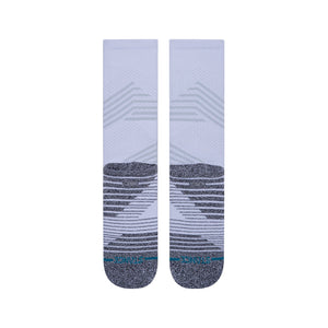Stance Socks ATHLETIC CREW White