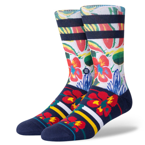 Chaussettes Stance - MESSY - Multicolore
