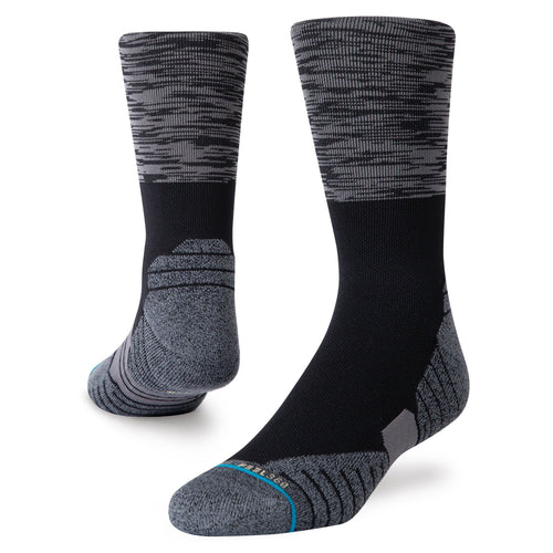 Stance Socks UNCOMMON GOLF CREW Black