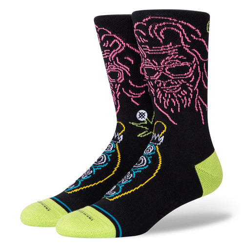 Stance Socks MARK IT ZERO Black