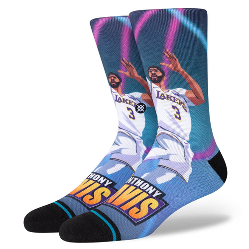 Chaussettes Stance - DAVIS FAST BREAK - Multicolore