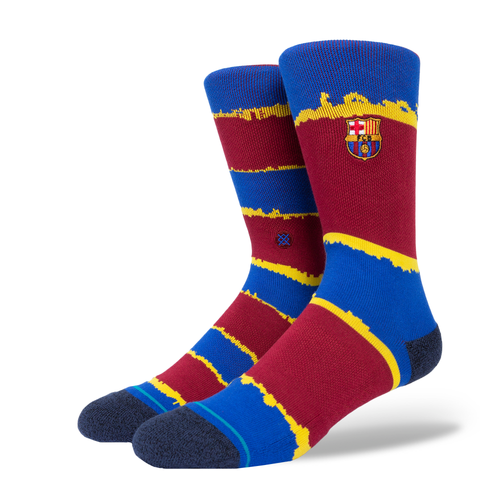 Chaussettes Stance - FCB STRIPE - Maroon