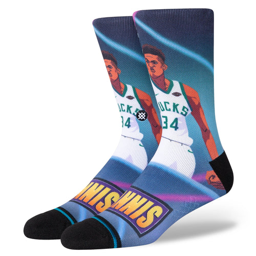 Chaussettes GIANNIS FAST BREAK MULde Stance