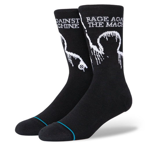 Stance Socks BATTLE OF LA Black