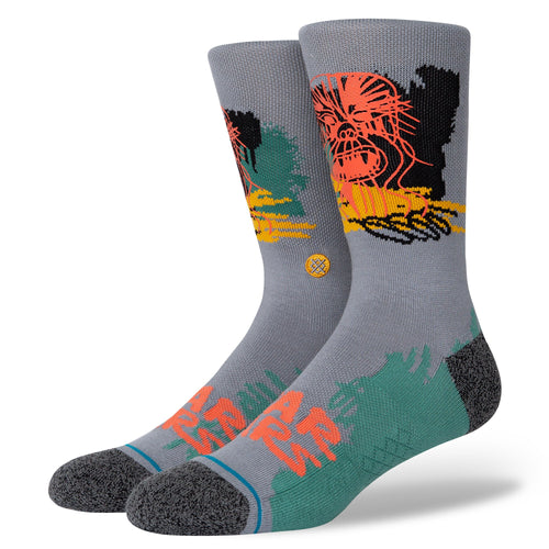 Chaussettes Stance - BUFFED CHEWIE - Gris