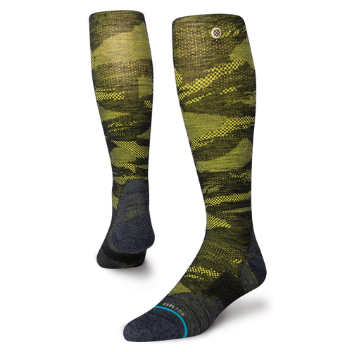 Stance Socks CACHE Black