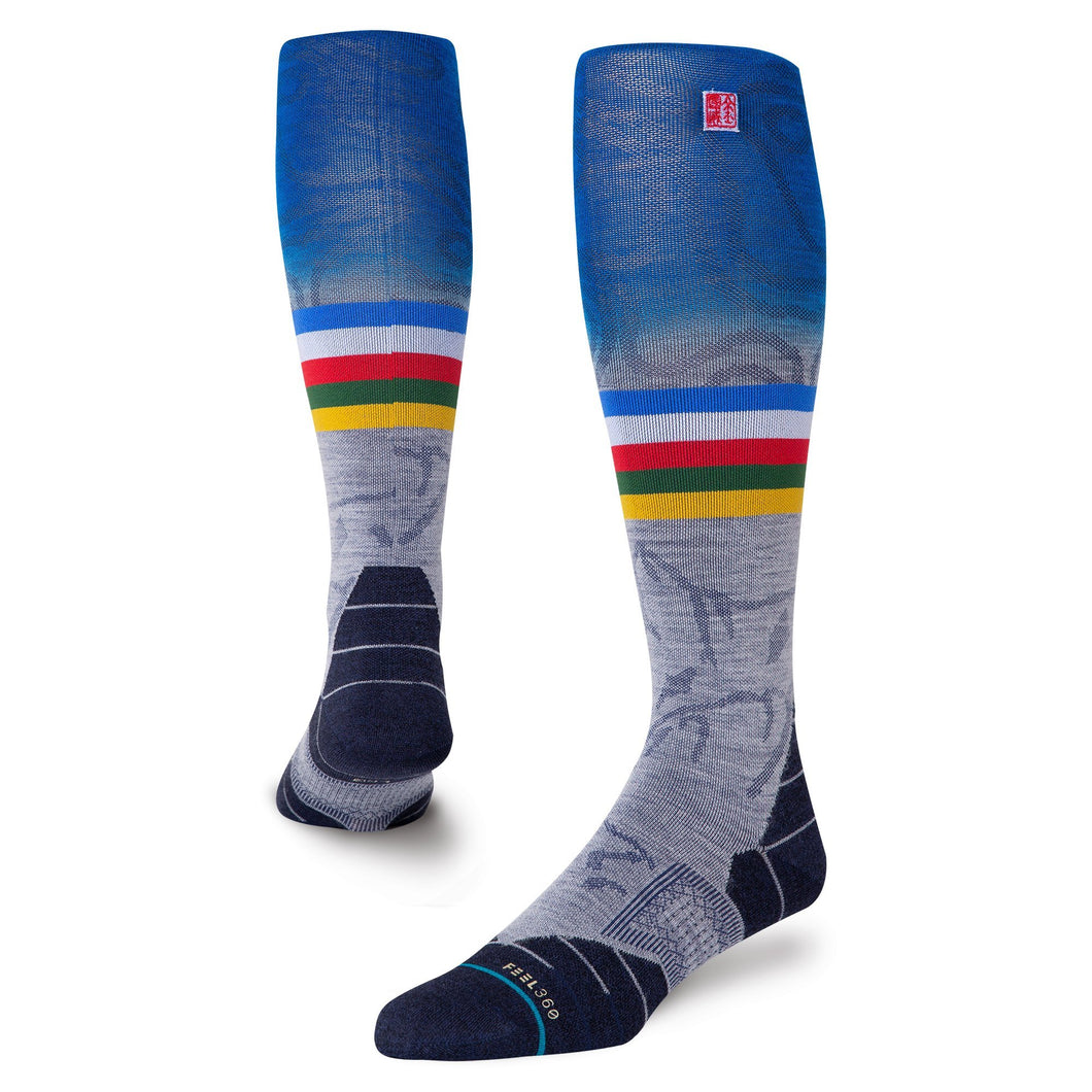 Stance Socks JC 2 Grey