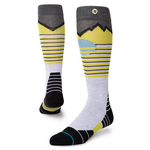 Stance Socks DAWN PATROL 2 Lime