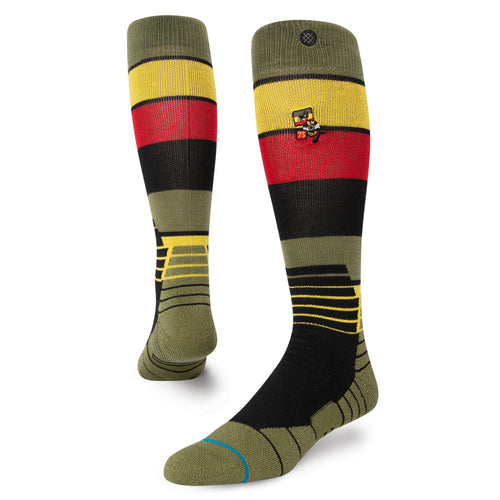 Stance TRENCHTOWN SNOW noir