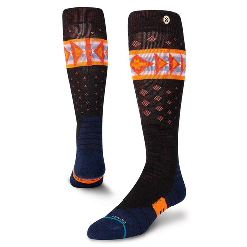 Stance Socks LEDGER Black