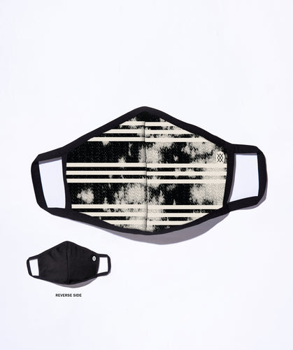 BACK BURNER MASK noir de Stance Europe