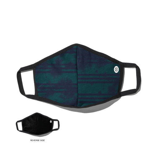 BACK BURNER MASK vert de Stance Europe