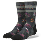Load image into Gallery viewer, Stance Kids Socks Fish Food Black
