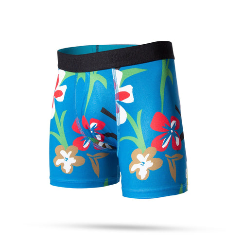 Stance Our Roots Kids Underwear Blue