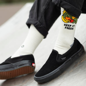 Chaussettes Stance - KEEP IT FRESH - Canvas