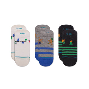 Stance Socks Carew Box Set Infant Multi