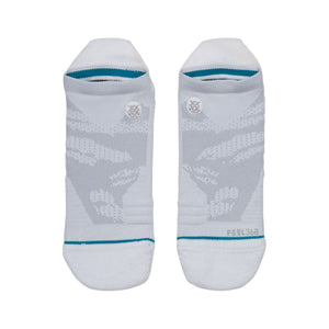 Stance Socks Training Uncommon Solids Tab White