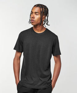 Stance T-Shirts SHELTER T-SHIRT Black fade