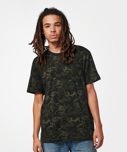 T-shirts Stance - ISSUED POCKET T - Camouflage
