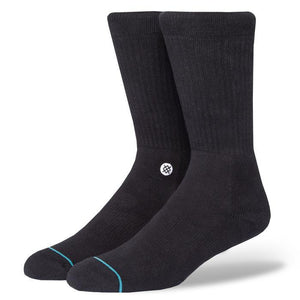 Stance Socks ICON Black & White