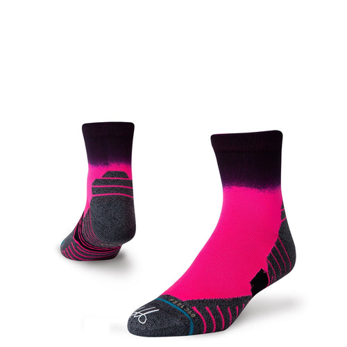 Chaussettes Stance - BUBBA LONG - Rose
