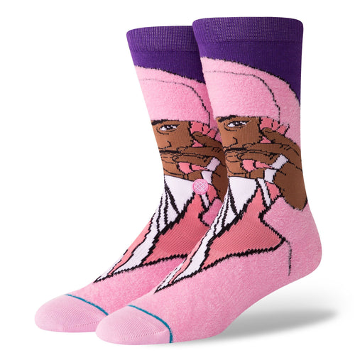 Chaussettes Stance - CAM'RON - Rose