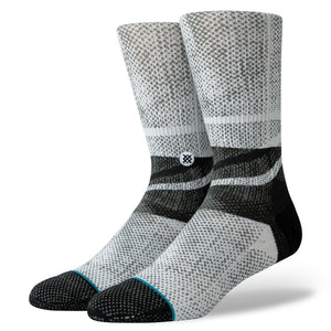Stance Socks Run Everywhere Black