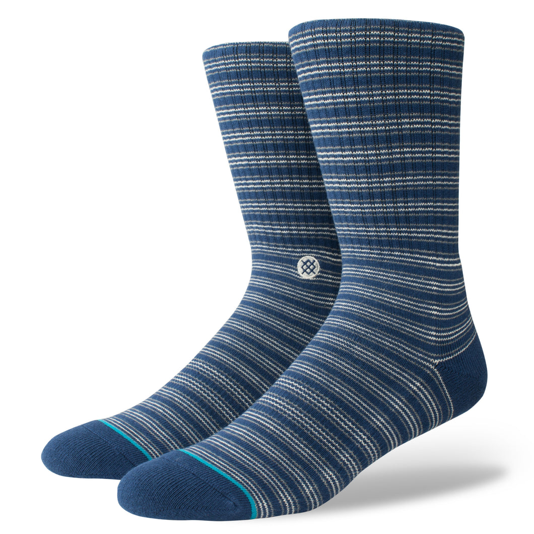 Stance Wadsworth Navy Men's Sock