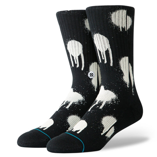 Stance Socks Acure Black