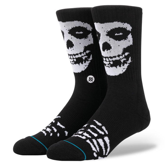 Stance Socks Misfits Men Black