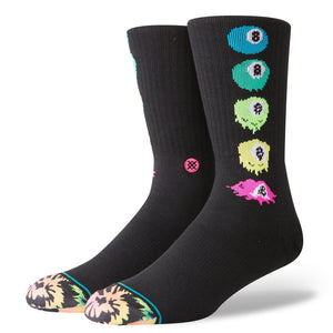 Stance Socks Melter Black