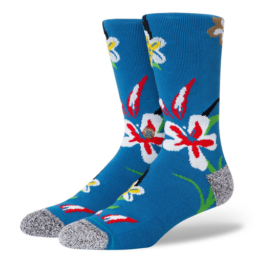 Stance Socks OUR ROOTS Blue