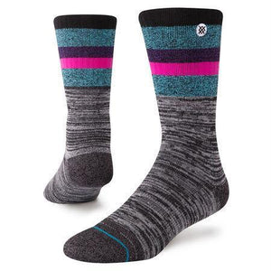 Stance Socks Pagosa Outdoor Black
