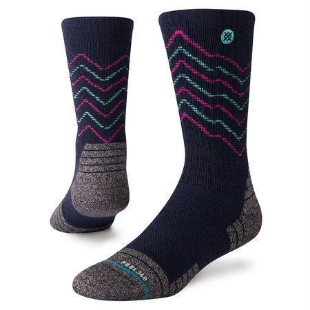Stance Socks Baldy Hike Navy