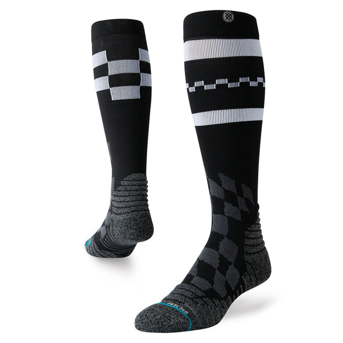 Stance Socks Top Podium Black