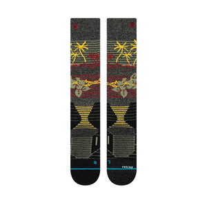 Stance Socks SAFETY WIRE Black